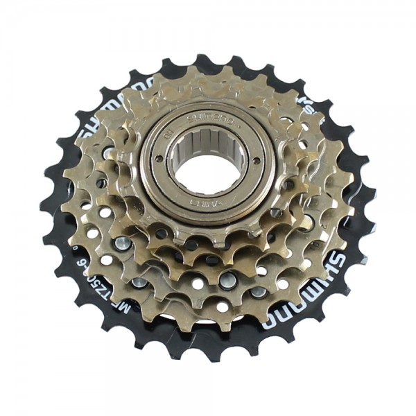 freewheel cogset MF-TZ500 6-speed 14-28