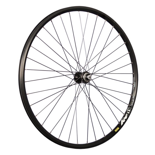 29 inch bike front wheel XM319D with Shimano XT HB-M8000 disc hub