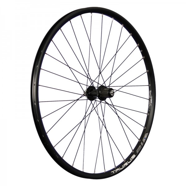 27,5 inch bike rear wheel Taurus21 Disc 7-10 speed XT 584-21 black