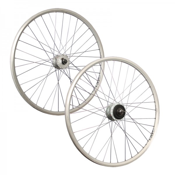 28inch bike wheel set Shimano hub dynamo / Nexus Inter-8