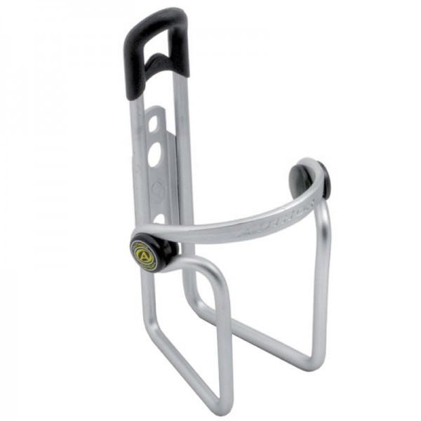 bicycle Bottle cage ABC-16N Aluminum 6061 60 grams light silver