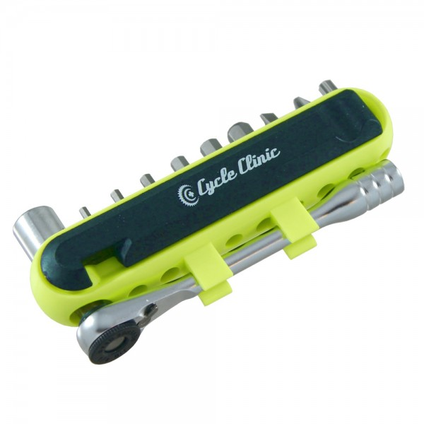 Author Bicycle tool ratchet multifunction tire lever bit set
