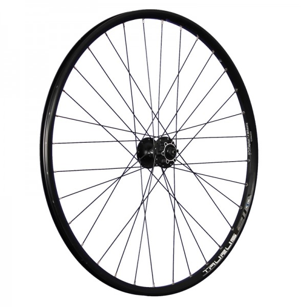 28/29 inch bike front wheel Taurus21 HB-M475 Disc 622-21 black
