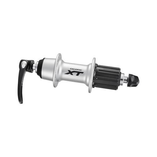 DEORE FH-T780 rear bike wheel hub quick release silver 36