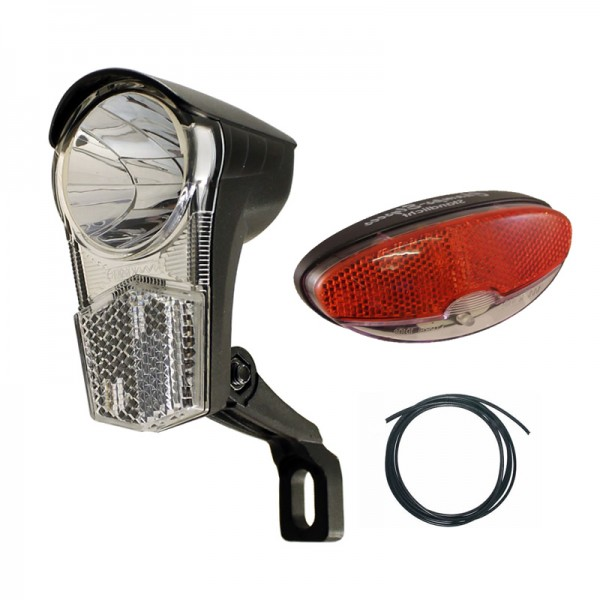 LED Light Set: Front and rear light