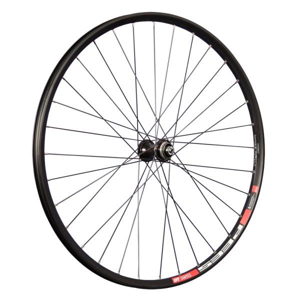 Taylor Wheels 27.5 inch front wheel DT Swiss Shimano XT HB-M8000 QR Disc black