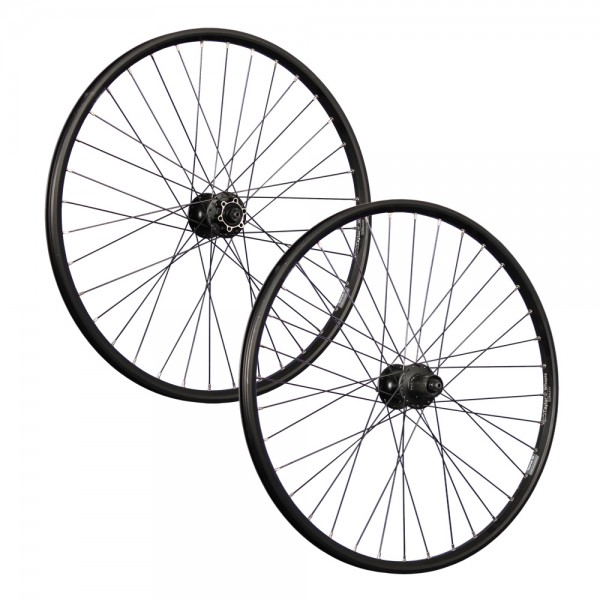 26inch bike wheel set Taurus with Shimano FH-M475 Disc hubs