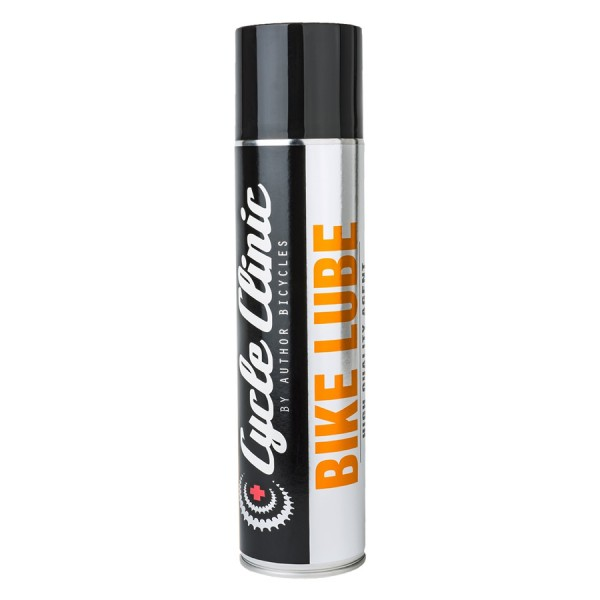 bicycle tool Bike Lube 400 ml Spray multifunction oil bicycle care