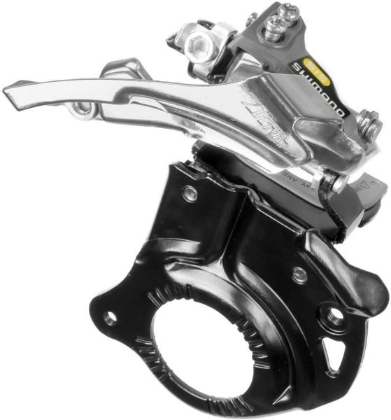 Derailleur Shimano Altus FD-CT91 66-69 bottom bracket mounting 3x7 / 3x8 Top Swing