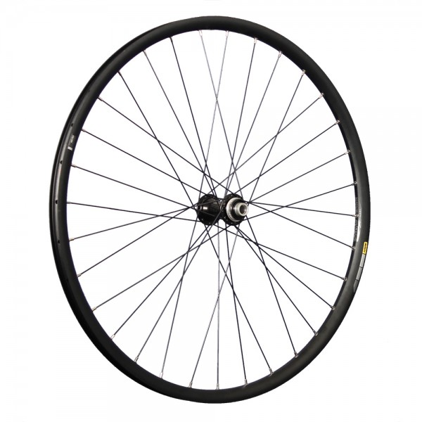 29 inch front wheel Mavic XM 824 Shimano SLX 15x100 mm thru axle Disc CL