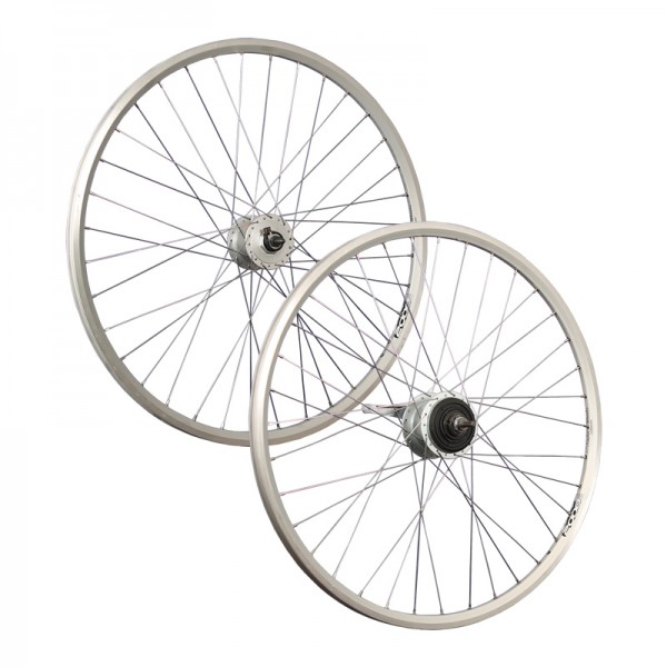 28inch bike wheel set Shimano hub dynamo Nexus Inter8 coasterbrake