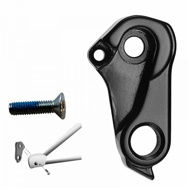 bike dropout derailleur hanger GH-191 set screw included