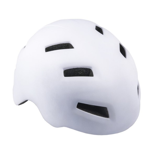 bicycle helmet Dart Inmold Size M 52cm-58cm BMX Street Outdoor white