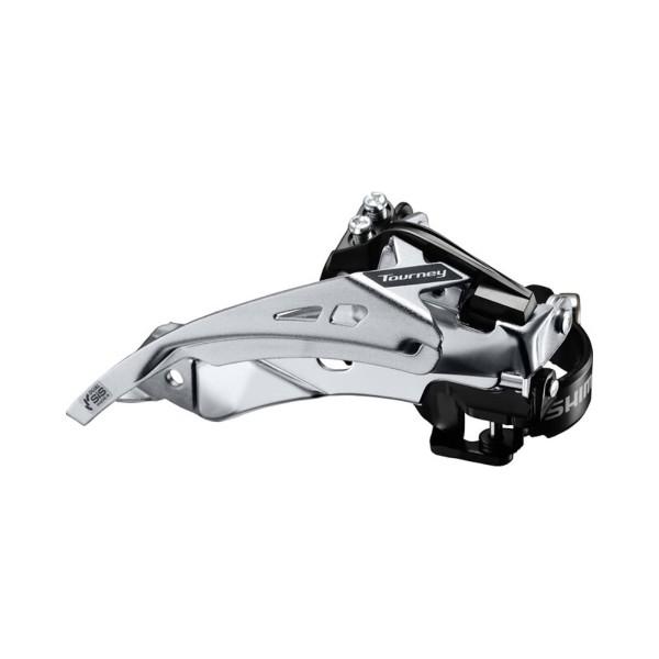 Umwerfer Shimano Tourney FD-TY710 66-69 Schelle 34,9mm 3x7/8 Top Swing